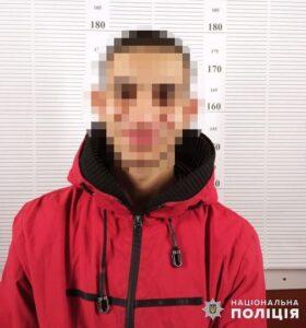 Крадіжка, Шепетівка