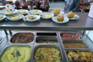 Нове меню, школи, харчування, Шепетівський район