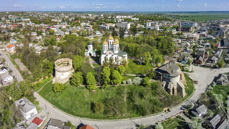 Острог став новою молодіжною столицею України