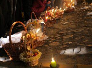 Освячення пасок, Великдень 2021, Шепетівський район
