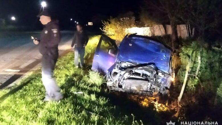 На Шепетівщині в ДТП травмувалося двоє людей
