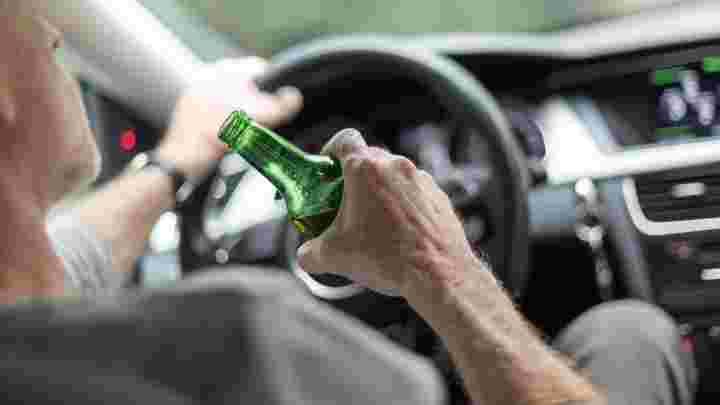У Нетішині оштрафували п'яного водія, який навіть не з'явився на суд