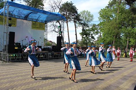 Славута, фестиваль танцю