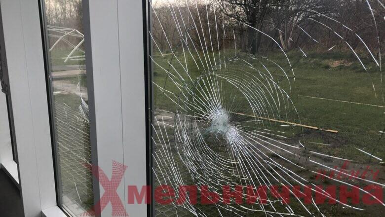 розбиті вікна
