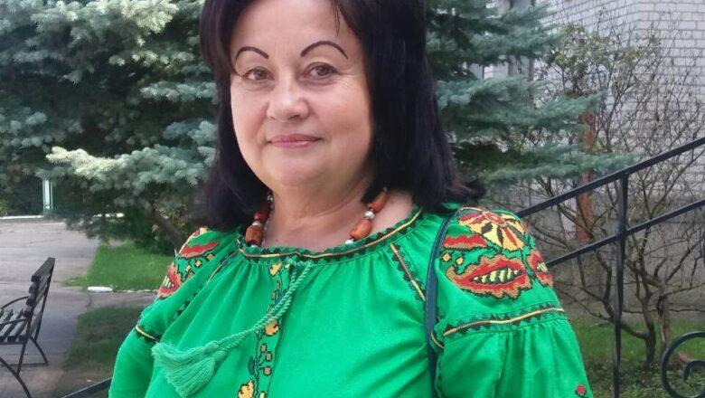 """Людмила Тихончук: філолог – це не """"кома"""" чи """"двокрапка"""". Це – повага до рідної мови"""