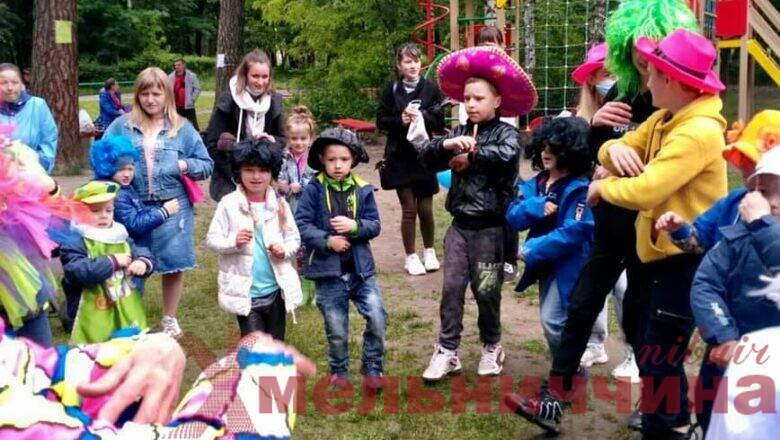 День захисту дітей в Шепетівці