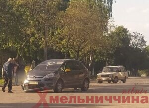 Авто ДТП, Шепетівка