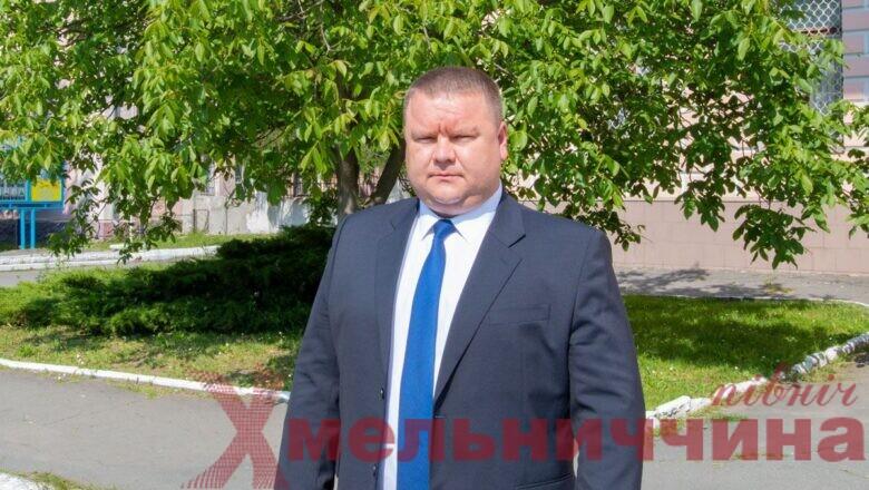 Анатолій Катеренчук про перспективи та розвиток Шепетівського району