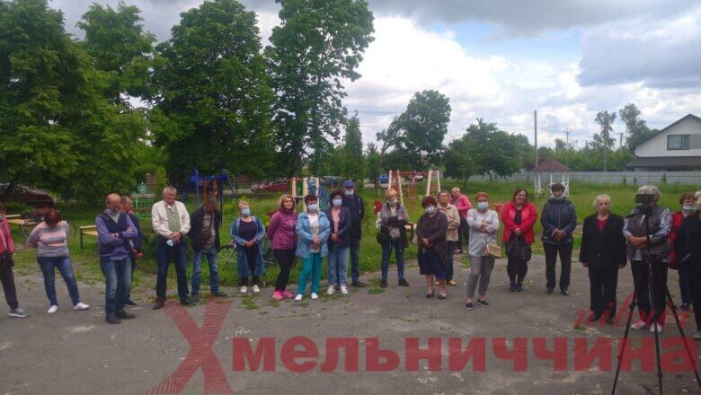 Старокривинці виступають проти закриття старого кладовища