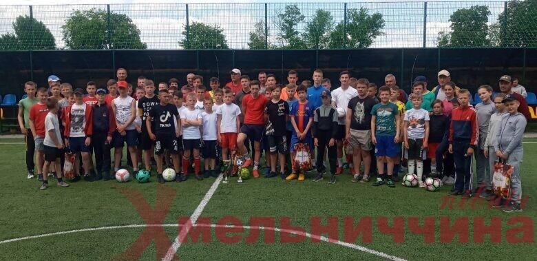 Кубок Ямполя з міні-футболу: школярі громади змагались за звання кращого