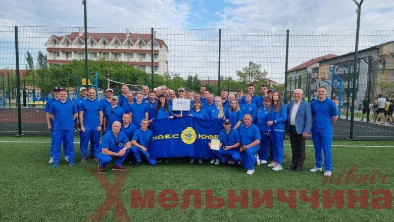 Нетішинські атомники – переможці Спартакіади Атомпрофспілки України