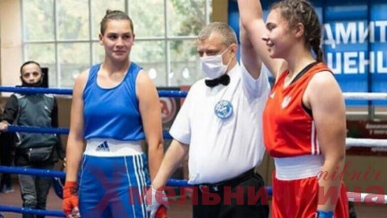 Славутська боксерка Ольга Пилипчук здобула 3 місце на чемпіонаті Європи