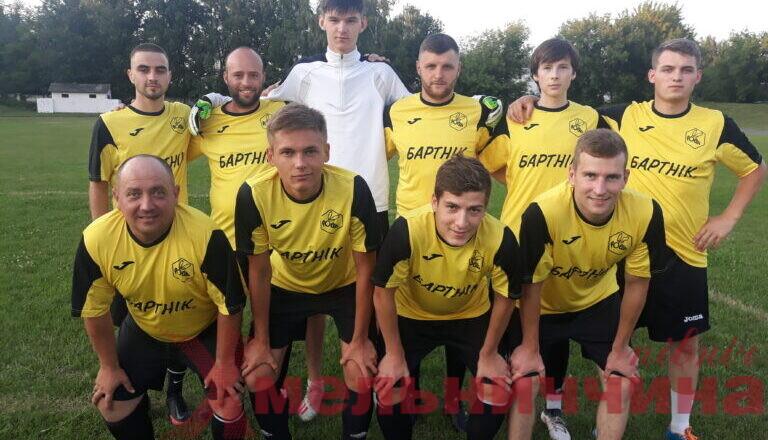 У Шепетівці стартував Відкритий чемпіонат з футболу 8х8 серед чоловічих команд