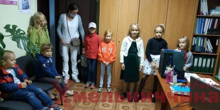 У Славутському ТЦСО відбувся конкурс малюнків «Україна очима дітей»
