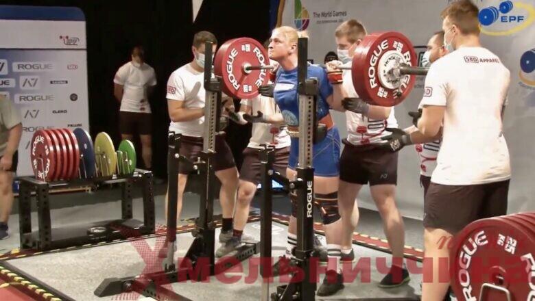 Грицівчанка завоювала срібло Чемпіонату Європи