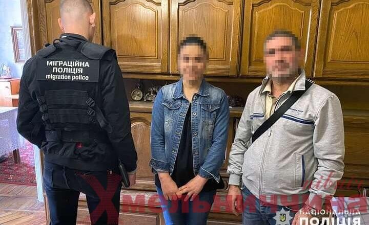 Двоє громадян Азербайджану незаконно перебували на Хмельниччині
