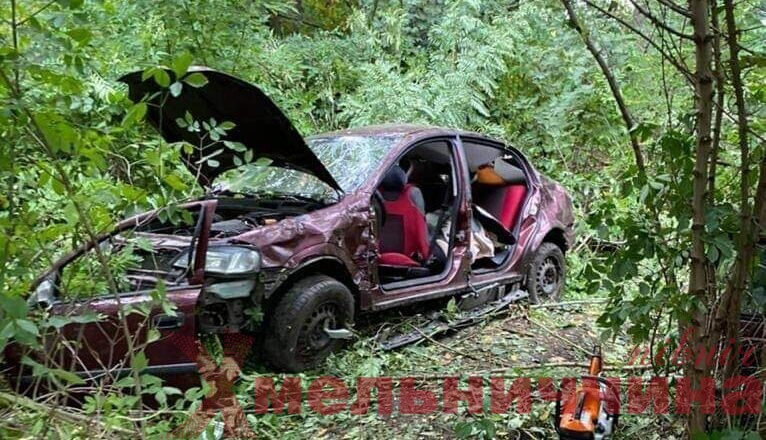П'яна їзда завершилась у кюветі: смертельна ДТП біля Ленківець