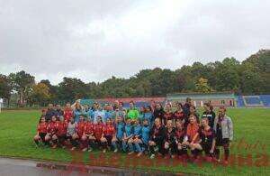 футбол у Славуті