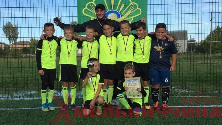 Білогірські юнаки стали чемпіонами турніру з міні-футболу