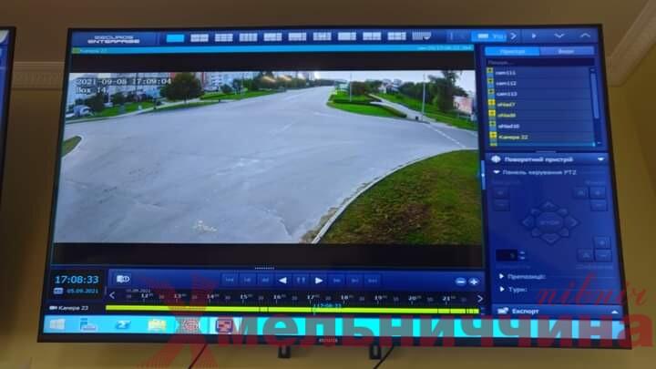 У Нетішині камери відеоспостереження зафіксували учасника ДТП