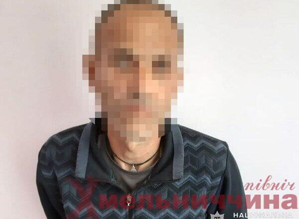 У Ямполі  впіймали рецидивіста, який два роки перебував у державному розшуку