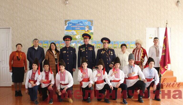 Посвята у джури: майже сотня юних славутчан вступила до лав козацтва