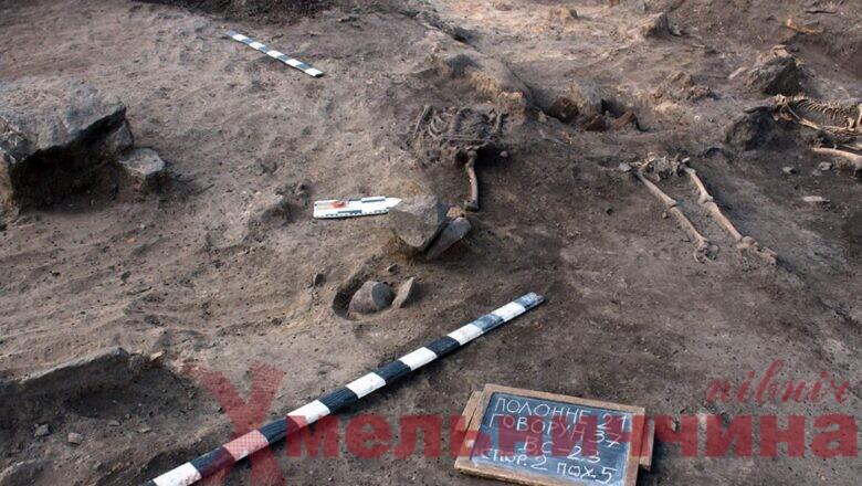У Полонному археологи шукають підземний хід: що вже виявили під час розкопок