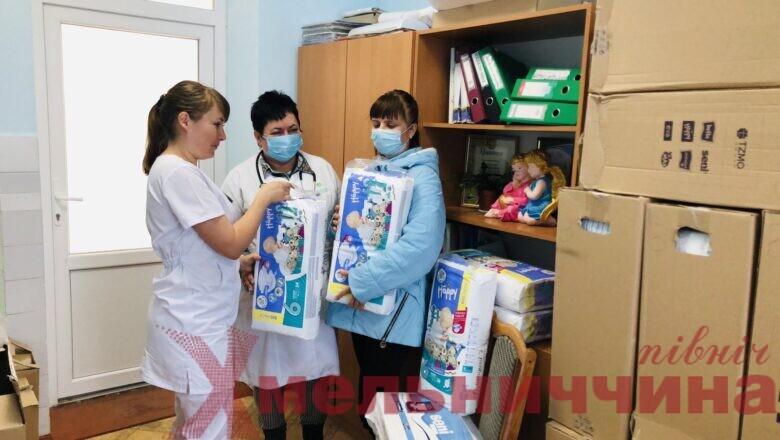 У громадах Шепетівського району реалізують мобільну паліативну допомогу