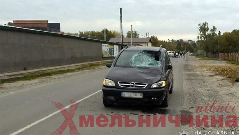 ДТП у Білогір'ї: загинув пішохід