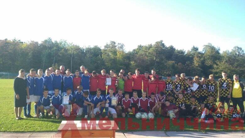 Футбольні вихідні у Шепетівці