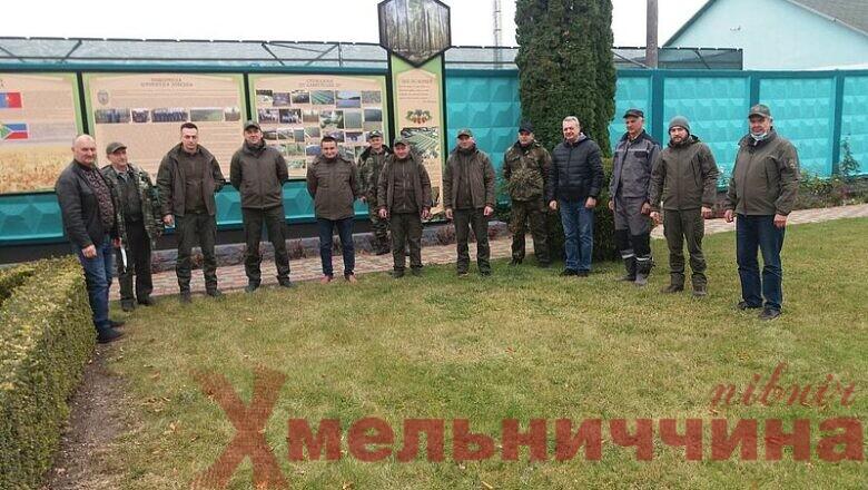 Славутські лісівники взяли участь у семінарі з питань охорони праці