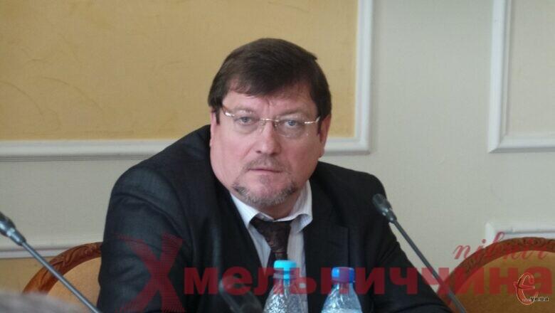 Василь Сидор відзвітує славутчанам