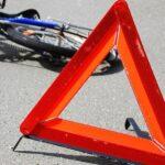 Збив велосипедиста, Полонне, покарання