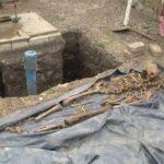 Хмельниччина, скелет викопав, археологія